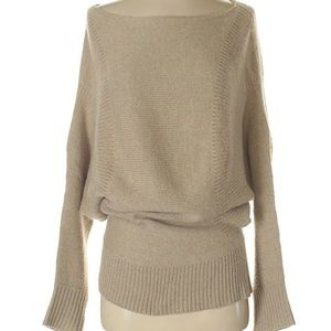 Theory Petite Cashmere Pullover Sweater